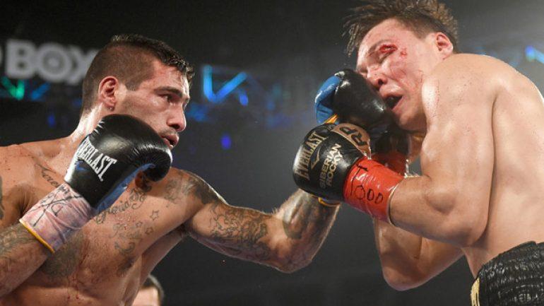 Photo gallery II: Lucas Matthysse vs. Ruslan Provodnikov