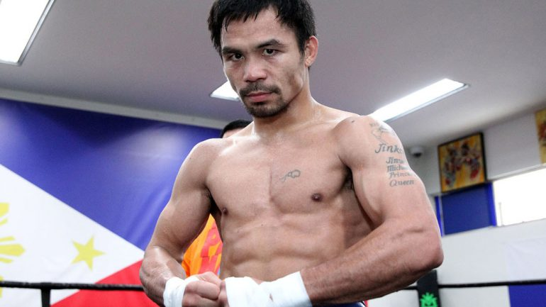 Manny Pacquiao not very convincing with retirement talk
