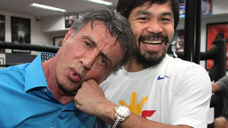 Photo gallery: PacMan meets Rocky