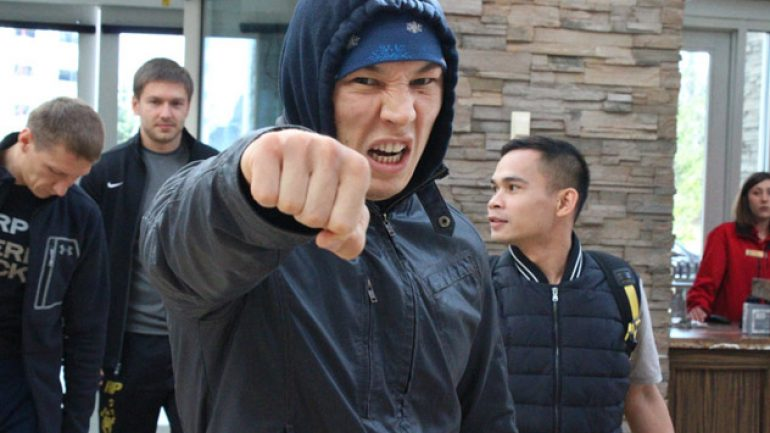 Ruslan Provodnikov could meet Terence Crawford next
