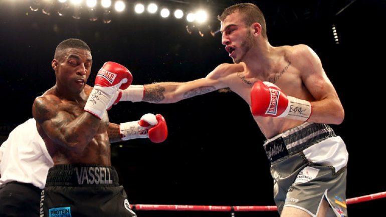 Sam Eggington-Frankie Gavin tops Oct. 17 Birmingham bill