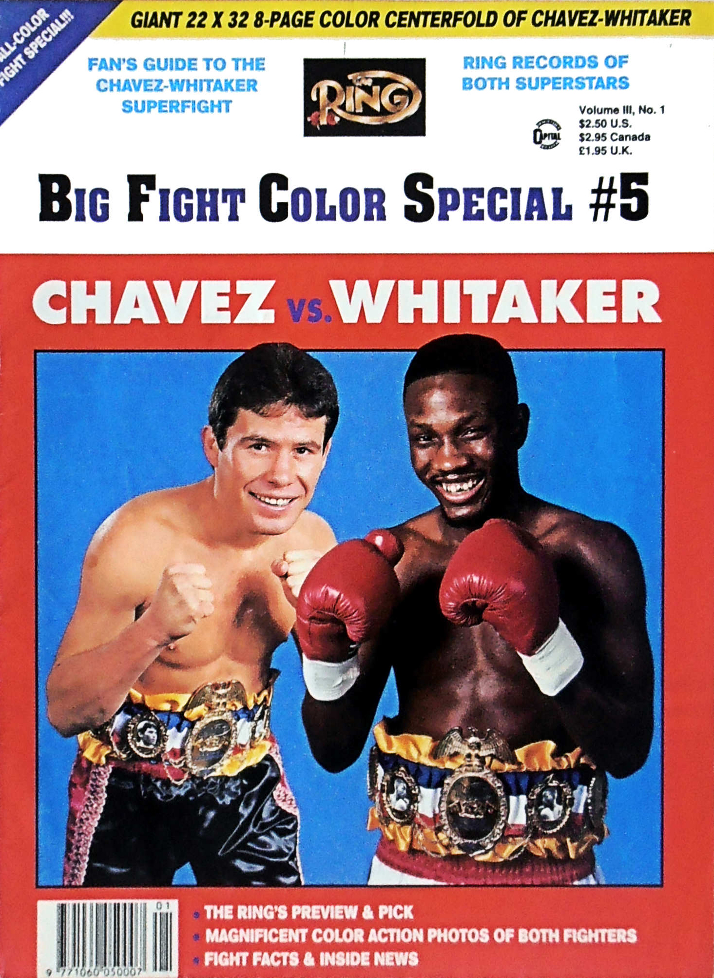 whitaker chavez poster