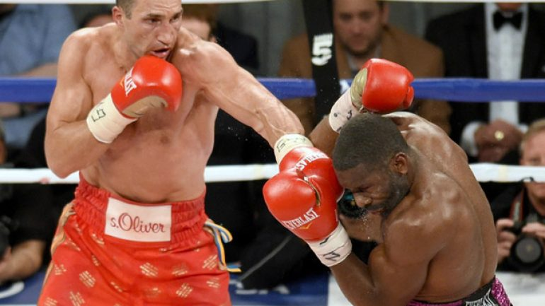Photo gallery: Wladimir Klitschko vs. Bryant Jennings, Ali vs. Santana