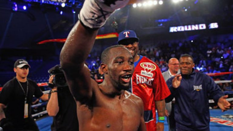 Terence Crawford dazzles us again: Weekend Review