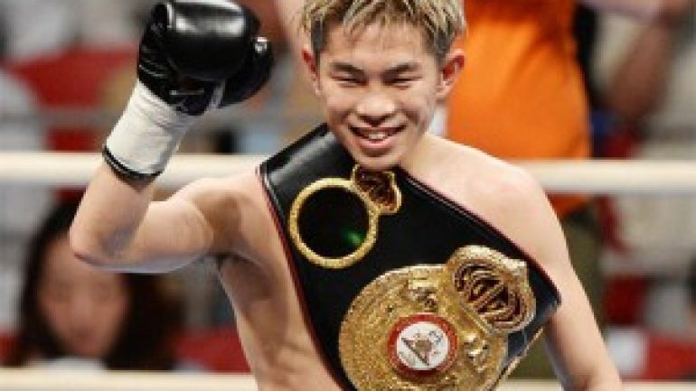 Kazuto Ioka scores decision over Juan Carlos Reveco in Japan