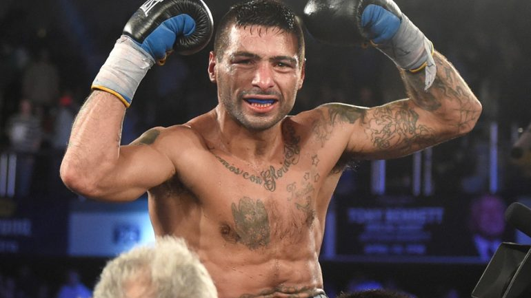 Lucas Matthysse doesn't plan on retiring, return targeted for fall