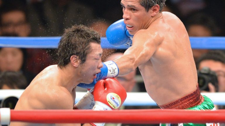 Edgar Sosa undaunted by Roman Gonzalez: 'I have experience on my side'