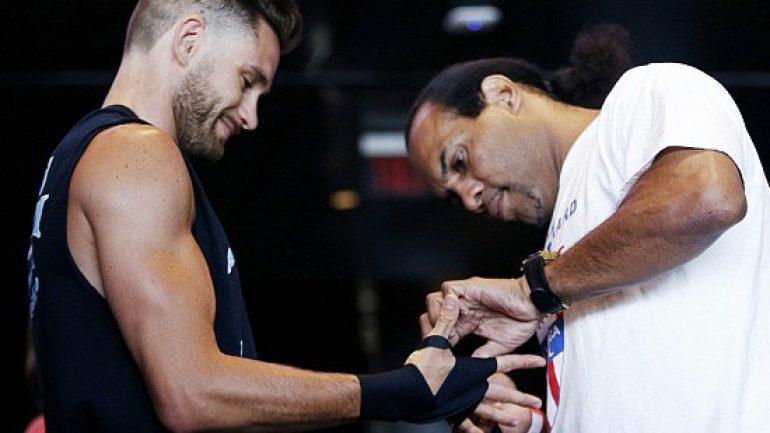 John David Jackson: Chris Algieri can fight and he can beat Amir Khan