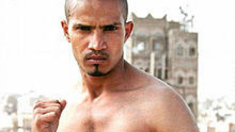 Mysterious junior flyweight Ali Raymi killed in Yemen
