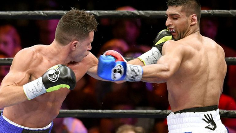 Chris Algieri to face Erick Bone on Dec. 5