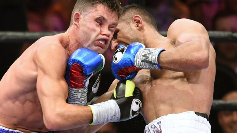 Photo gallery: Amir Khan vs. Chris Algieri