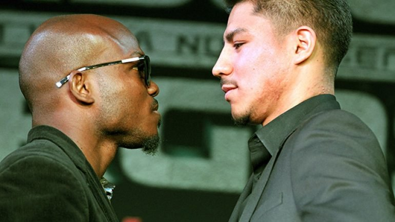 Tim Bradley-Jessie Vargas June 27 fight announced in Los Angeles