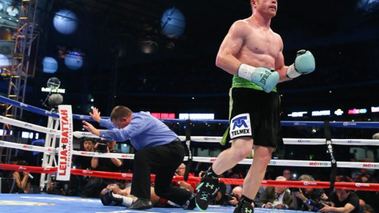 Alvarez thrills fans with explosive KO of Kirkland, is Cotto next?