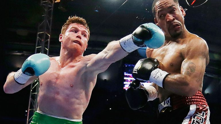 Canelo-Kirkland delivers best HBO boxing ratings since 2006