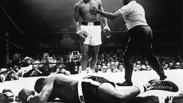 'Phantom Punch': The 50-year anniversary of Ali-Liston II