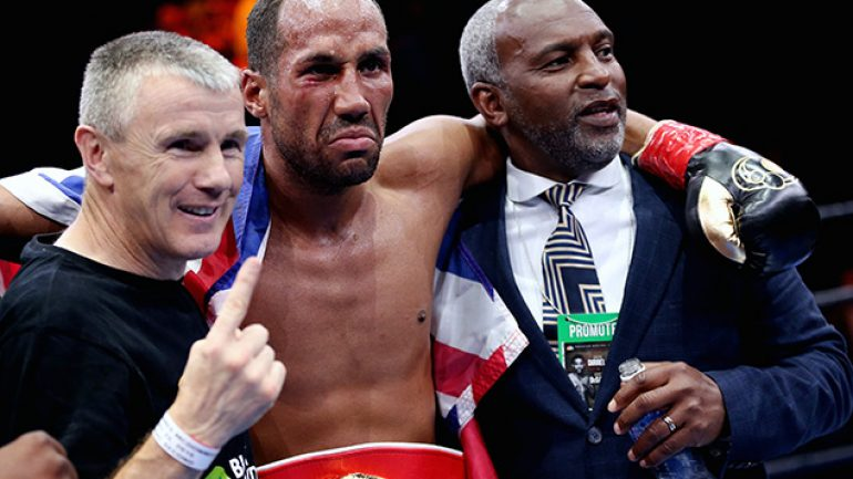 Ring Ratings Update: DeGale climbs super middleweight rankings