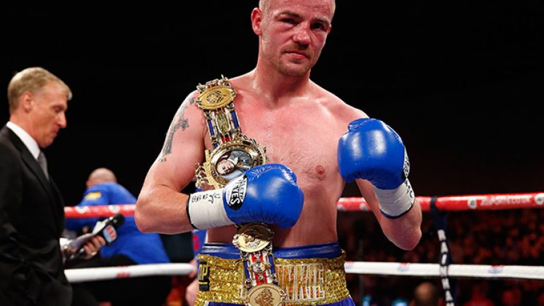 Frankie Gavin: 'I'm the best technical fighter Kell Brook has fought'