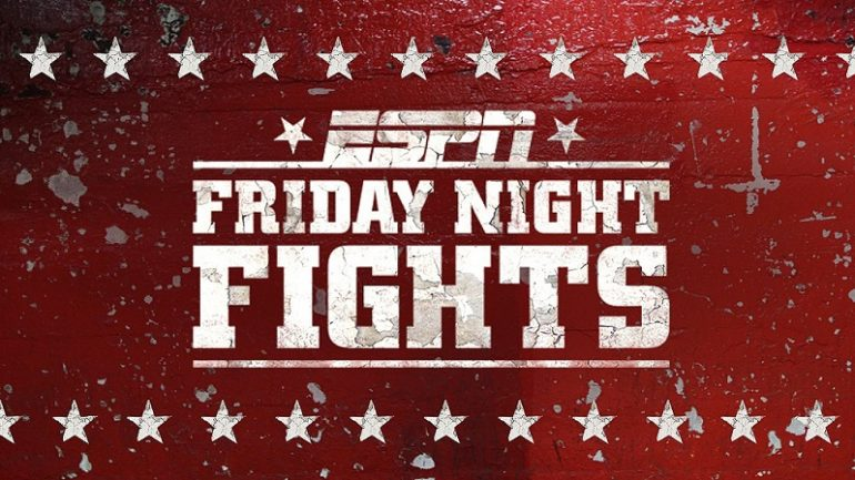 A farewell to Friday Night Fights