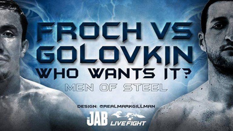 Is Gennady Golovkin vs. Carl Froch on the horizon?