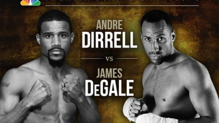 Fight Picks: Who wins Andre Dirrell vs. James DeGale?