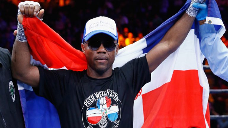 Javier Fortuna comes through in biggest fight of career