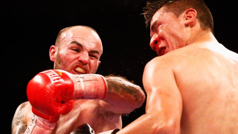 British lightweight Kevin Mitchell retires from boxing