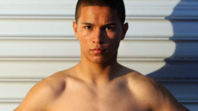 New Faces: Saul Rodriguez