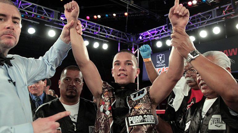 Saul Rodriguez: 'The hard work is beginning to pay off'