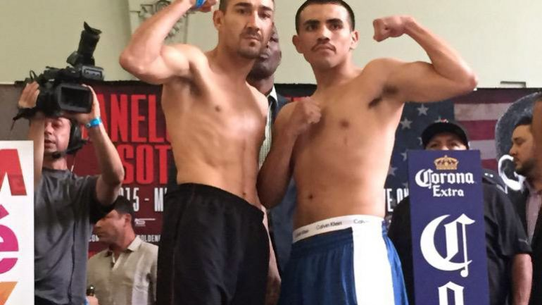 Frankie Gomez's promise questioned again after failure to make weight