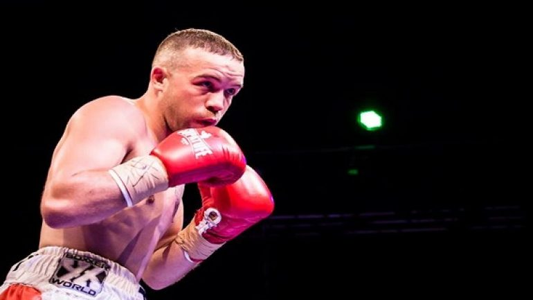 TJ Doheny to face Marco Demecillo on Friday