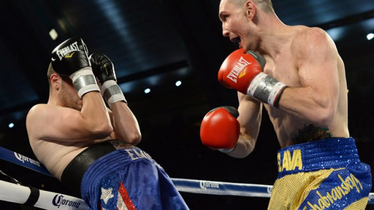 Vyacheslav Shabranskyy to face Paul Parker on June 30