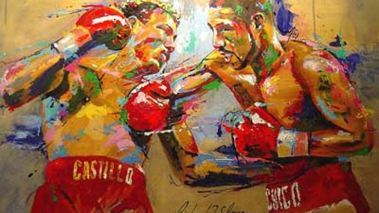 Diego Corrales-Jose Luis Castillo I remembered