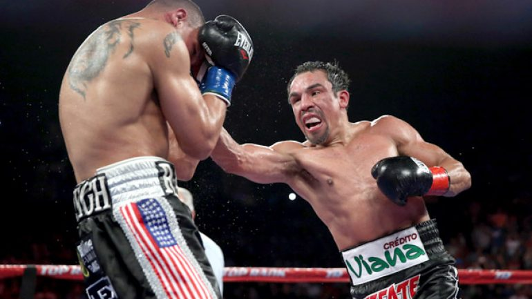 Promoter: Juan Manuel Marquez 'would love to fight' Kell Brook