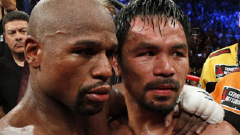 Showtime suing Top Rank for legal fees related to Mayweather-Pacquiao