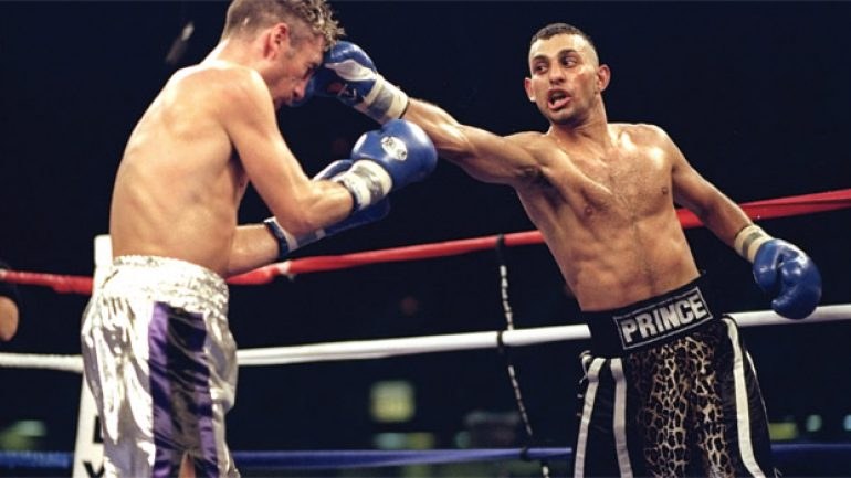 Hall of Fame: 'Prince' Naseem Hamed