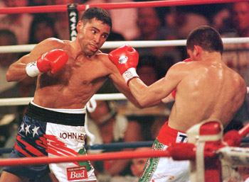 De La Hoya v Chavez