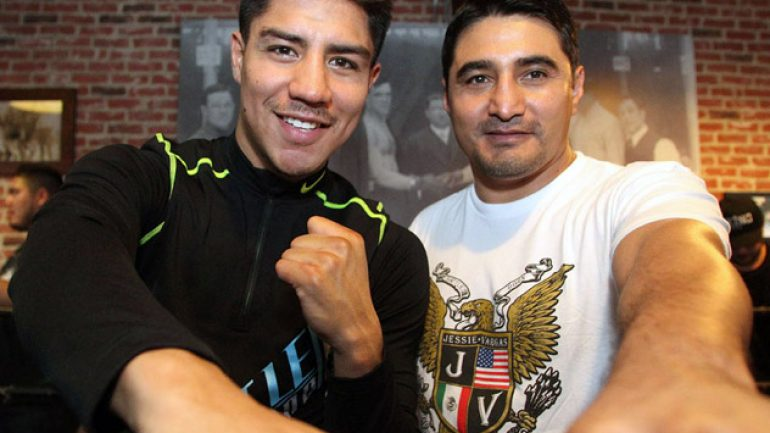 Photo gallery: Jessie Vargas media day