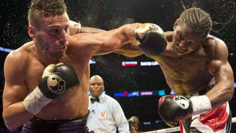 Ring Ratings Update: David Lemieux climbs middleweight rankings