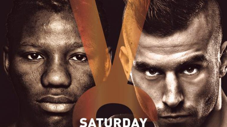 David Lemieux-Hassan N'Dam to be televised on Fox Sports 2