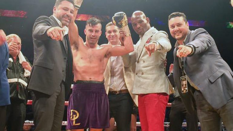 David Lemieux outslugs Hassan N'Dam to earn IBF middleweight title