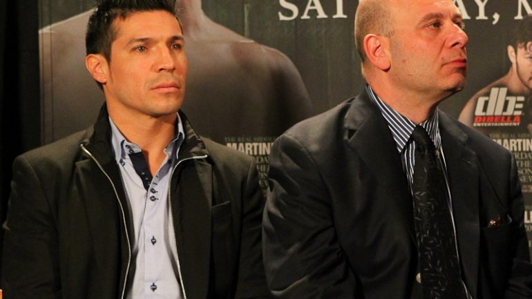 Lou DiBella strikes back