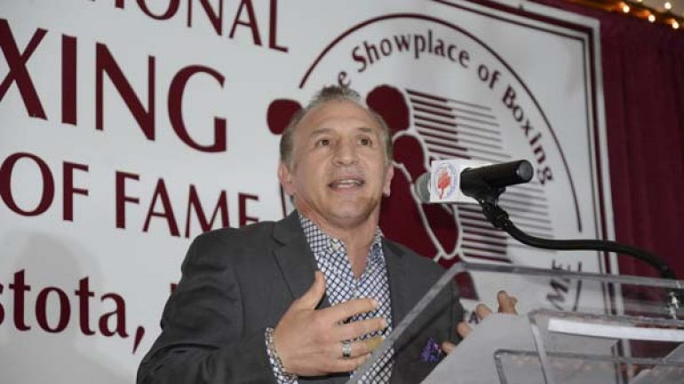The Travelin' Man returns to IBHOF induction weekend-part II