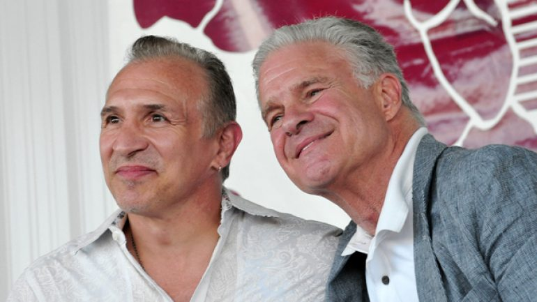Hall of Fame: Lampley, Mancini highlight induction ceremony