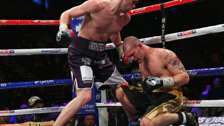 Rocky Fielding looks to KO Bryan Vera on June 26