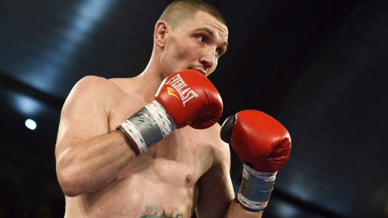 Vyacheslav Shabranskyy survives two knockdowns, stops Paul Parker