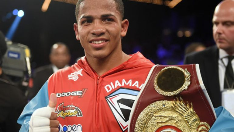 The pressure is on Felix Verdejo to show promise in his June 11 bout