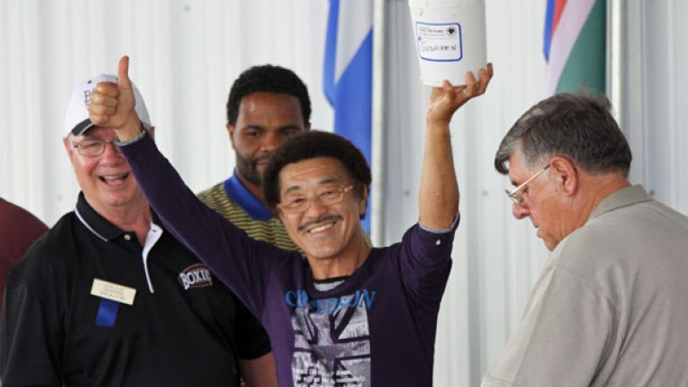 Hall of Fame: Yoko Gushiken ecstatic over his election