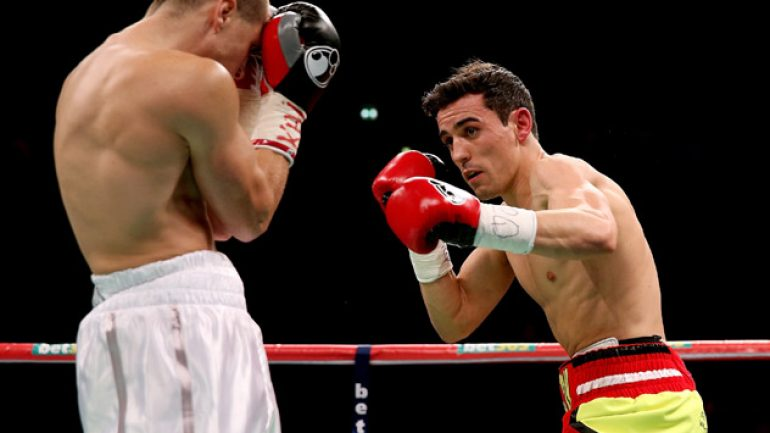 Anthony Crolla sees dream within reach at Manchester homecoming