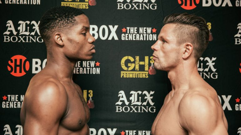 Photo gallery: ShoBox weigh-in