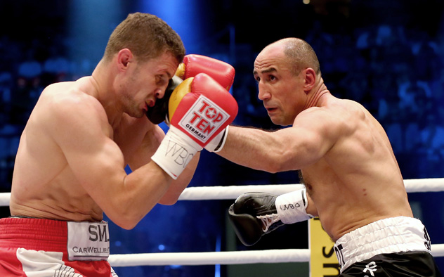 Arthur Abraham Motivated For Martin Murray Challenge The Ring